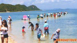 Tour đảo Điệp Sơn – Dốc Lết