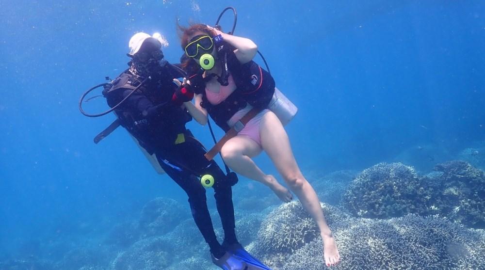 Lặn biển ngắm san hô + Tắm bùn Hòn Tằm