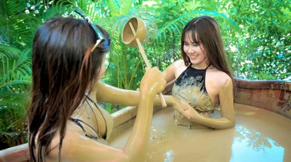 Tour 3 đảo vip Nha Trang có tắm bùn đảo Hòn tằm